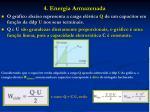 4 energia armazenada