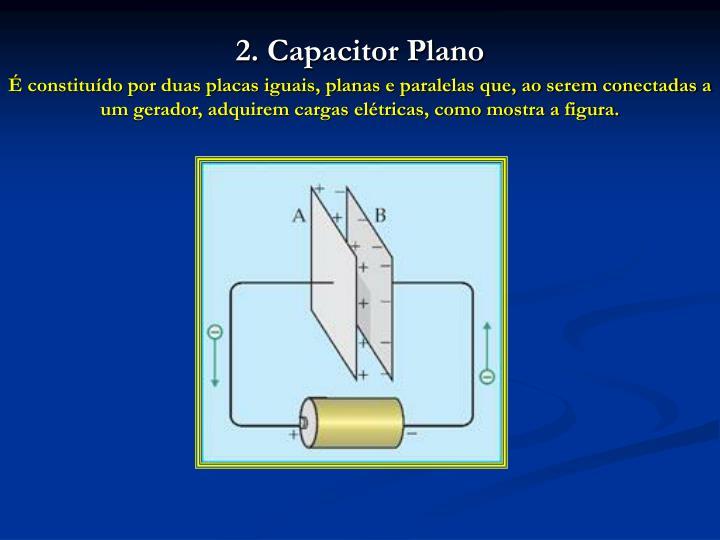 2. Capacitor Plano
