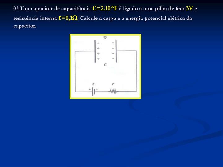 03-Um capacitor de capacitância