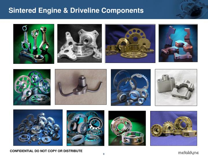 Ppt Metaldyne Powerpoint Presentation Id 5730788