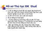 h s th t c k thu2