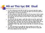 h s th t c k thu5