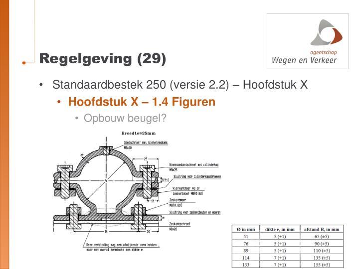 Regelgeving (29)