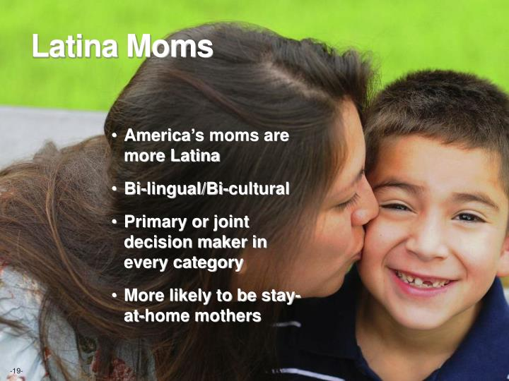 Latina Moms