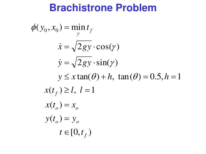 Brachistrone Problem