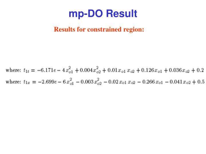 mp-DO Result
