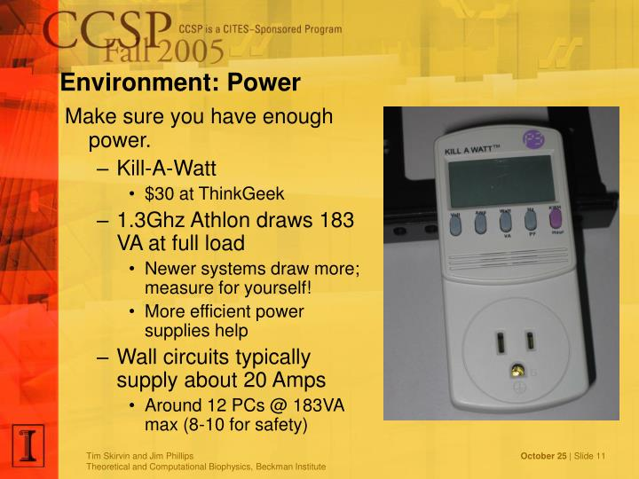 Environment: Power