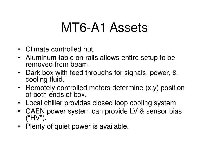 MT6-A1 Assets