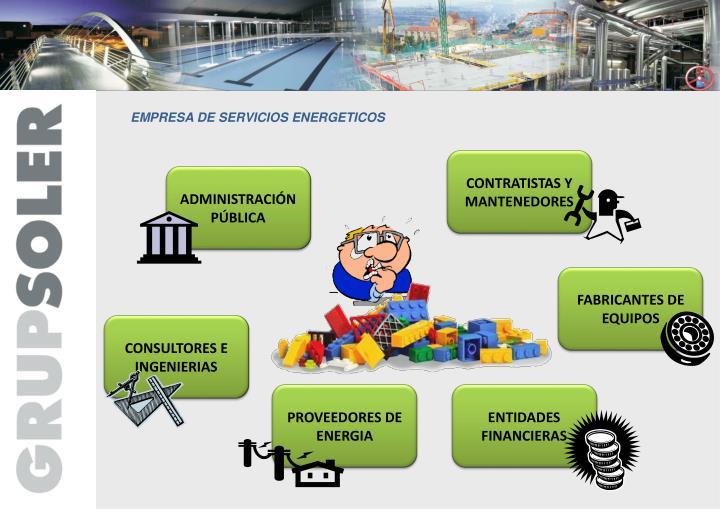 EMPRESA DE SERVICIOS ENERGETICOS