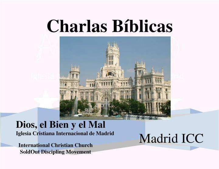 Charlas Bíblicas