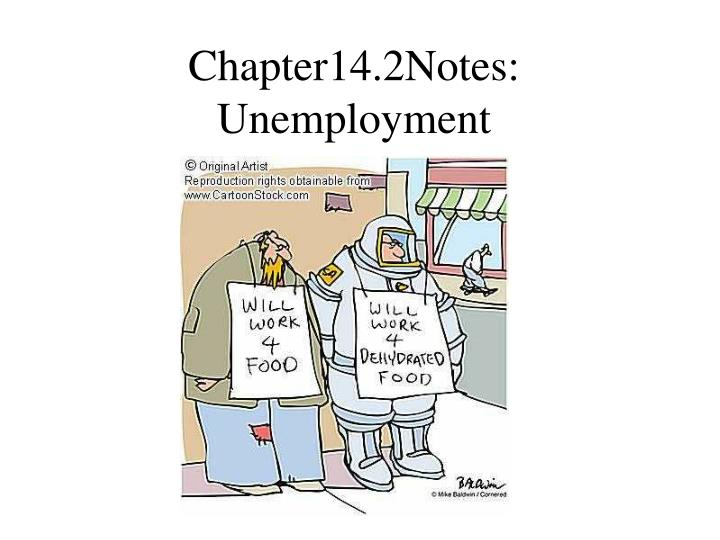 chapter14 2notes unemployment
