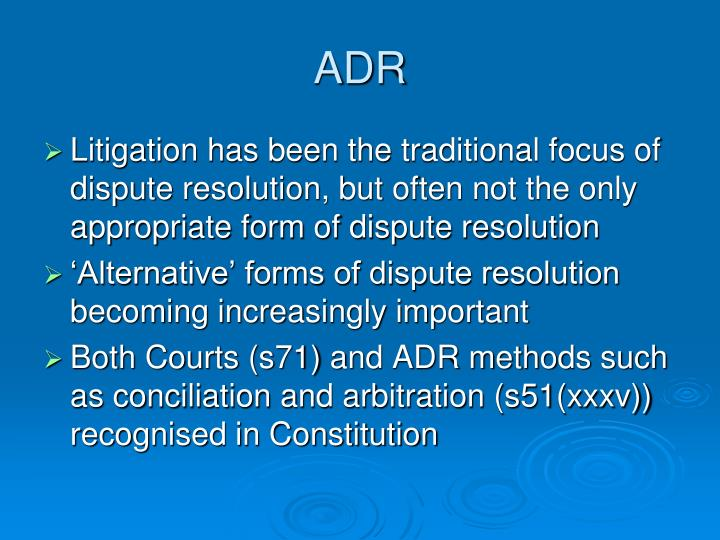 Mediation vs. Arbitration vs. Litigation: What's the Difference?