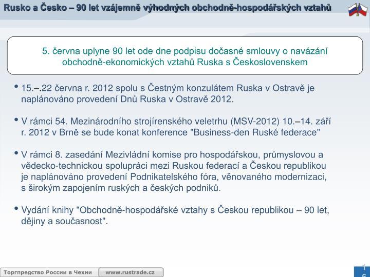 Rusko a Česko