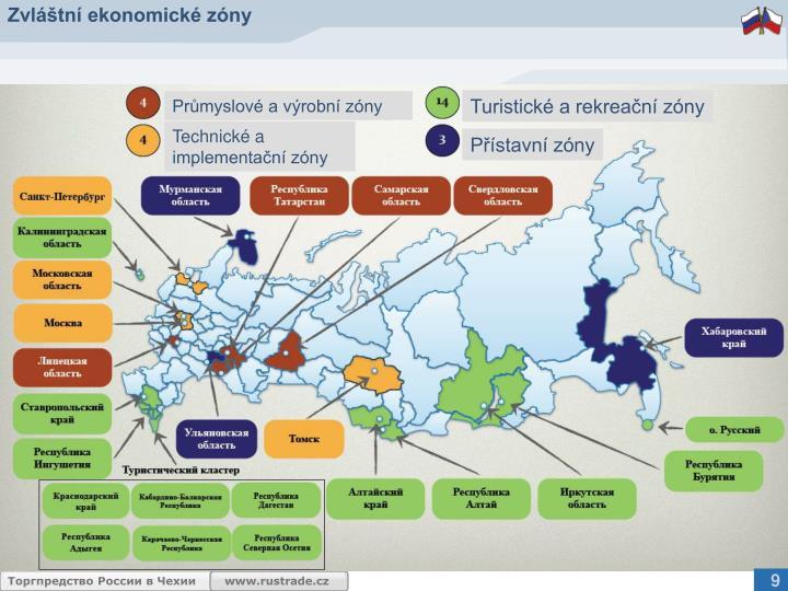 Zvláštní ekonomické zóny
