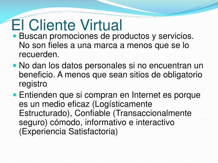El Cliente Virtual