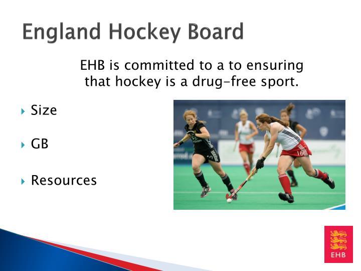 England Hockey Board
