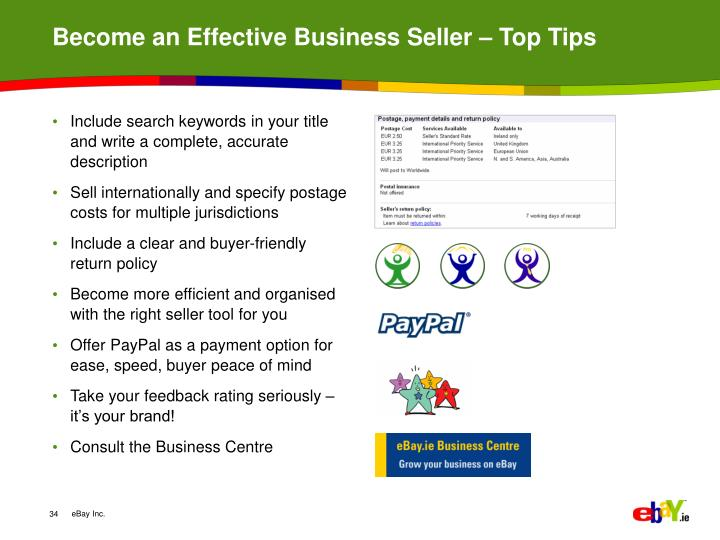 Become an Effective Business Seller – Top Tips