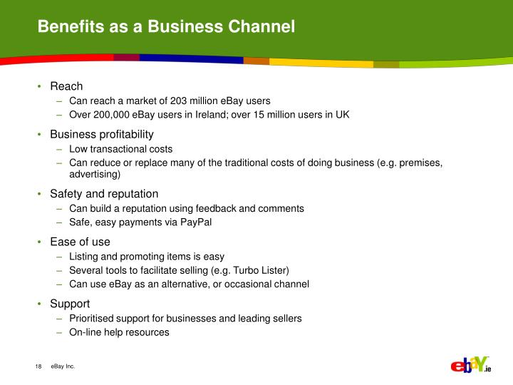 Benefits as a Business Channel