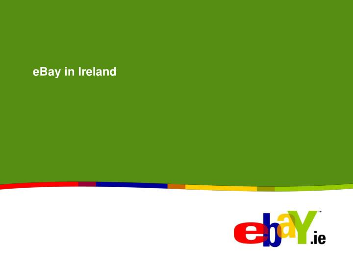 eBay in Ireland