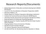 research reports documents