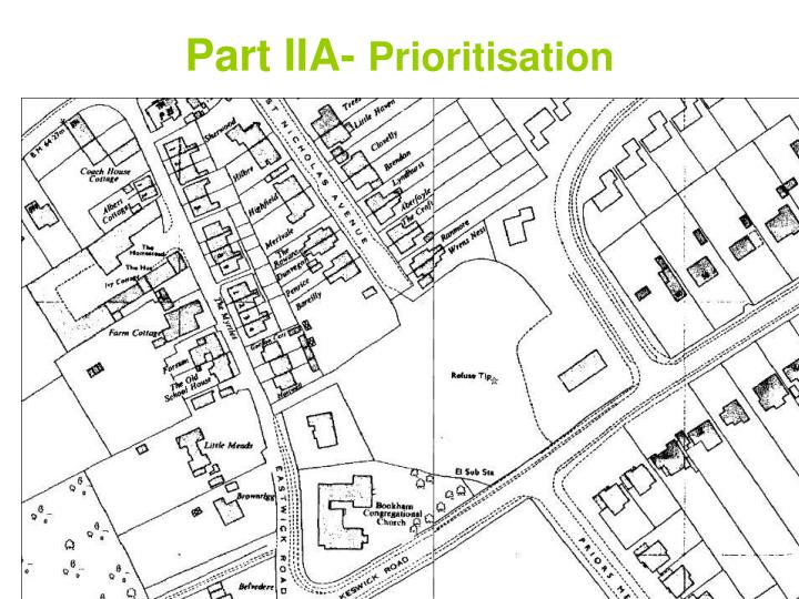 Part IIA-