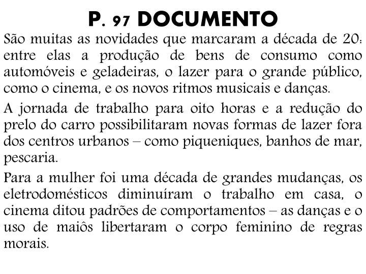 P. 97 DOCUMENTO