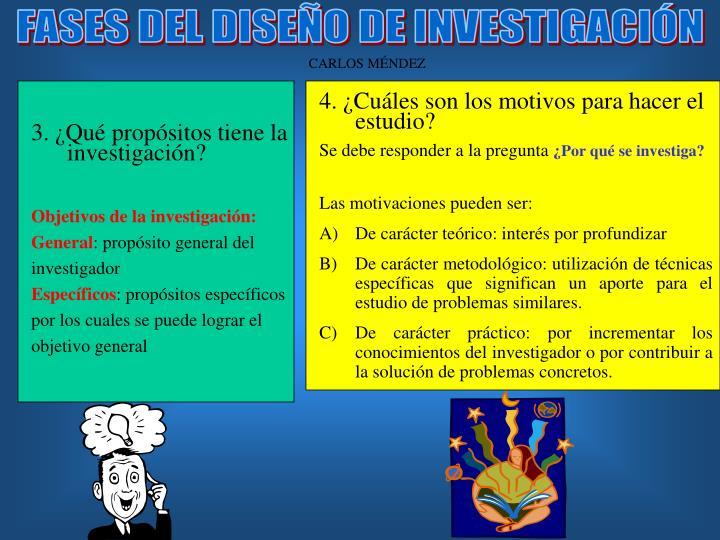 FASES DEL DISEÑO DE INVESTIGACIÓN