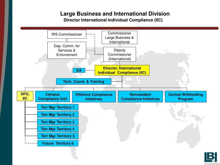 LMSB International
