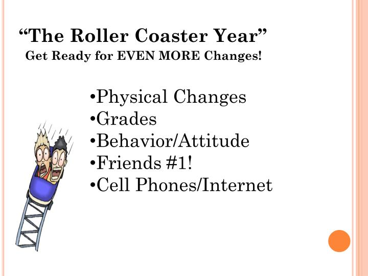 """The Roller Coaster Year"""