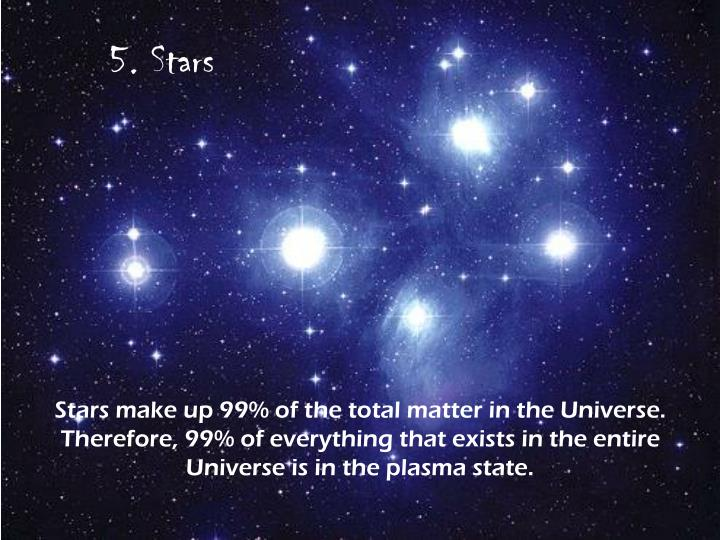 5. Stars