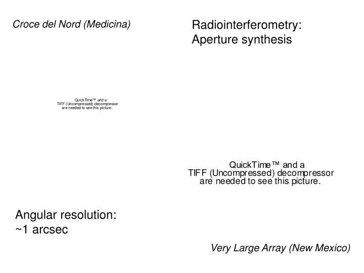 Radiointerferometry: