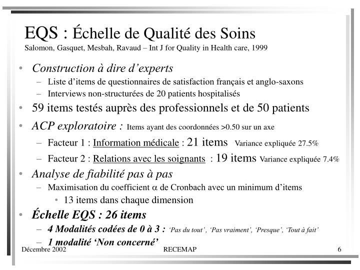 EQS :