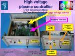 high voltage plasma controller lfg40 from company diener