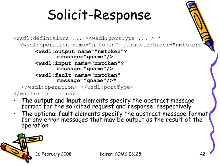 Solicit-Response