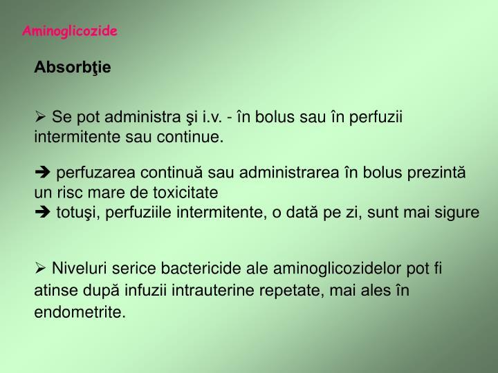Aminoglicozide