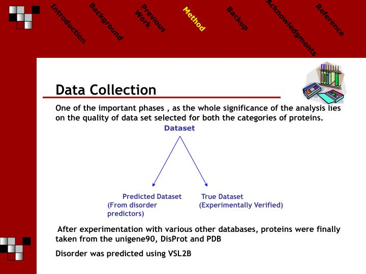 Predicted Dataset (From disorder predictors)