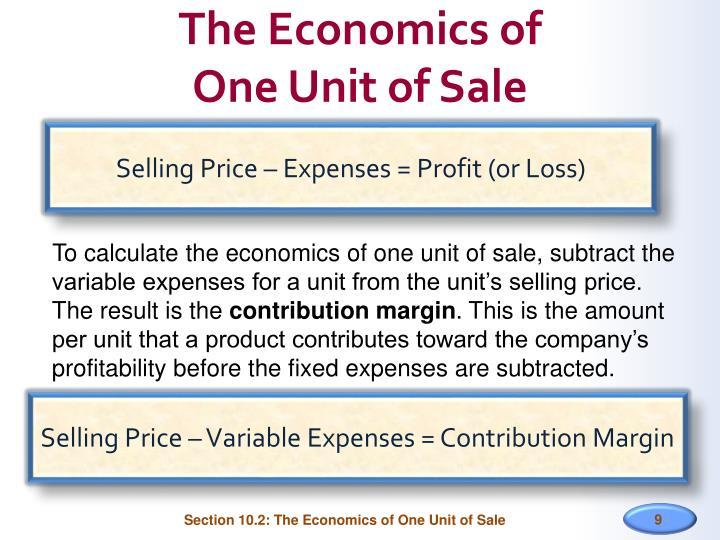 The Economics of