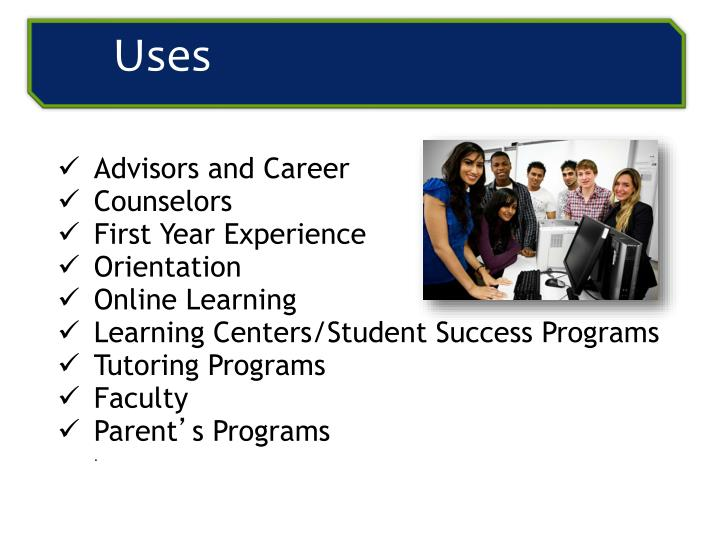 Advisors and Career