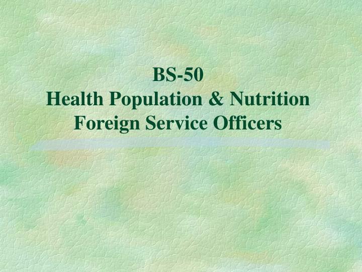 BS-50