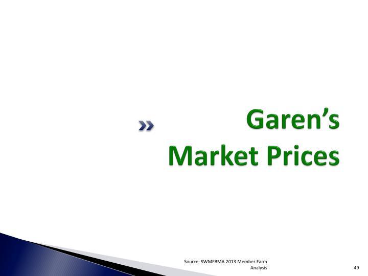 Garen's