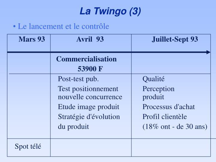 La Twingo (3)