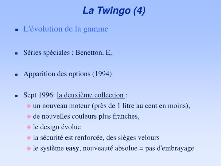 La Twingo (4)
