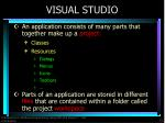 visual studio1