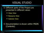 visual studio2