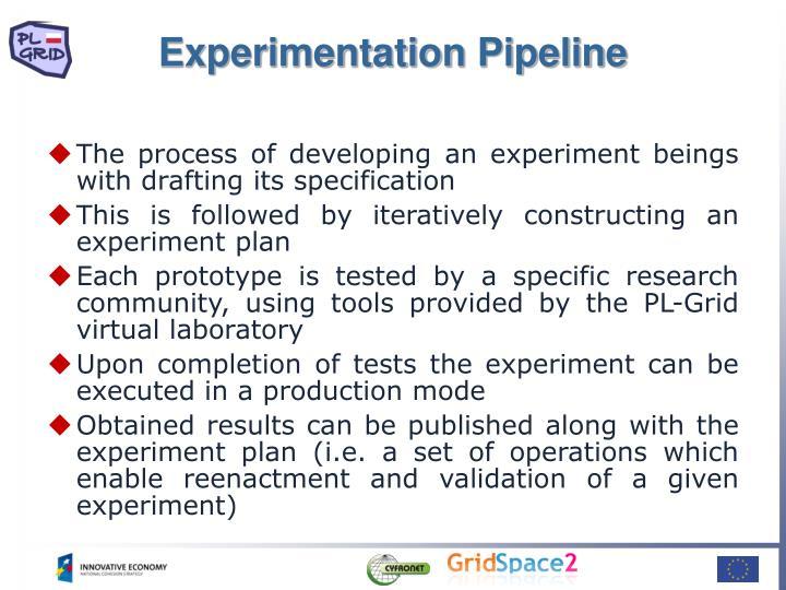 Experimentation Pipeline