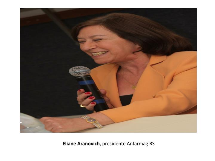 Eliane Aranovich
