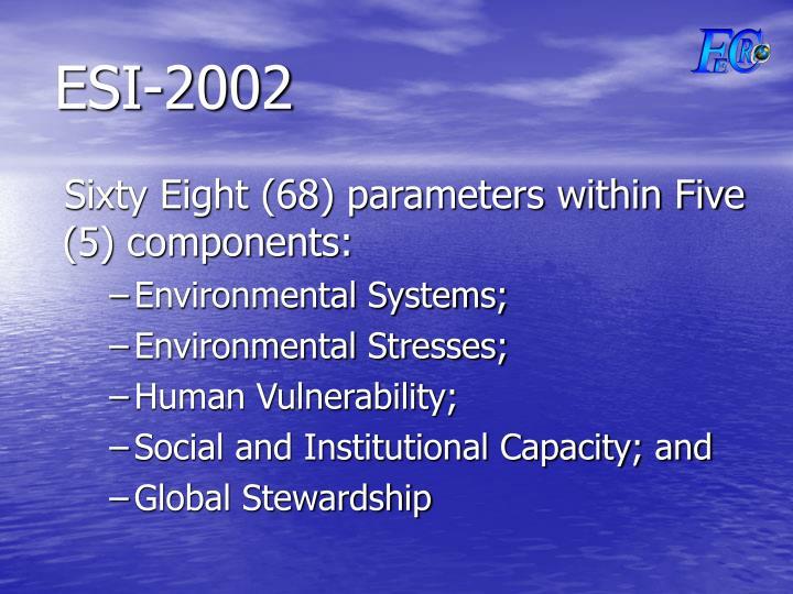 ESI-2002