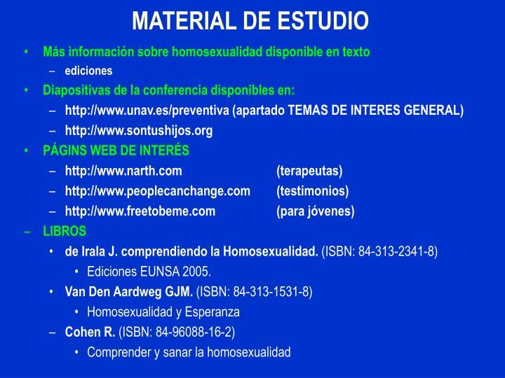 MATERIAL DE ESTUDIO