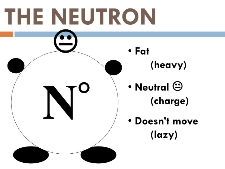 THE NEUTRON