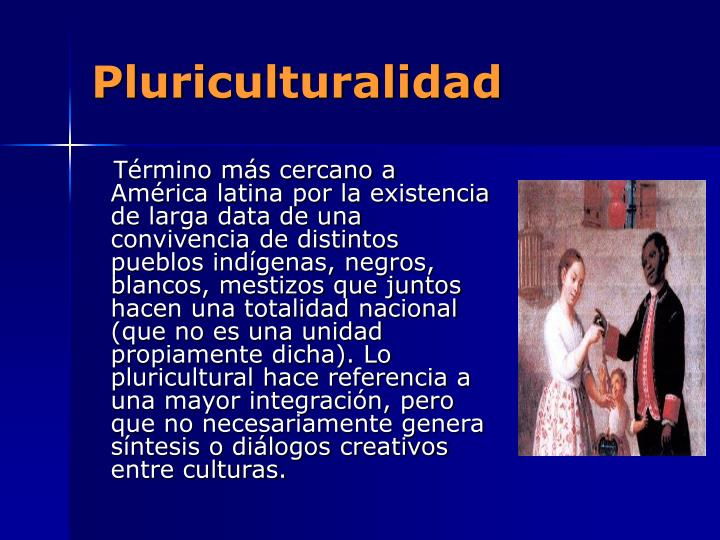 Pluriculturalidad